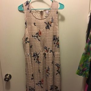 Adorable dress! Perfect for spring!